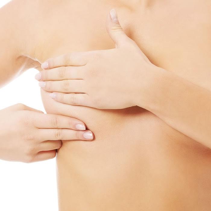 cirurgia de mamas axilares