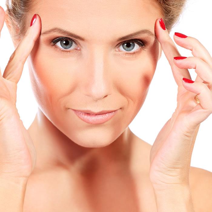 cirurgia para correção de sobrancelhas e pálpebras